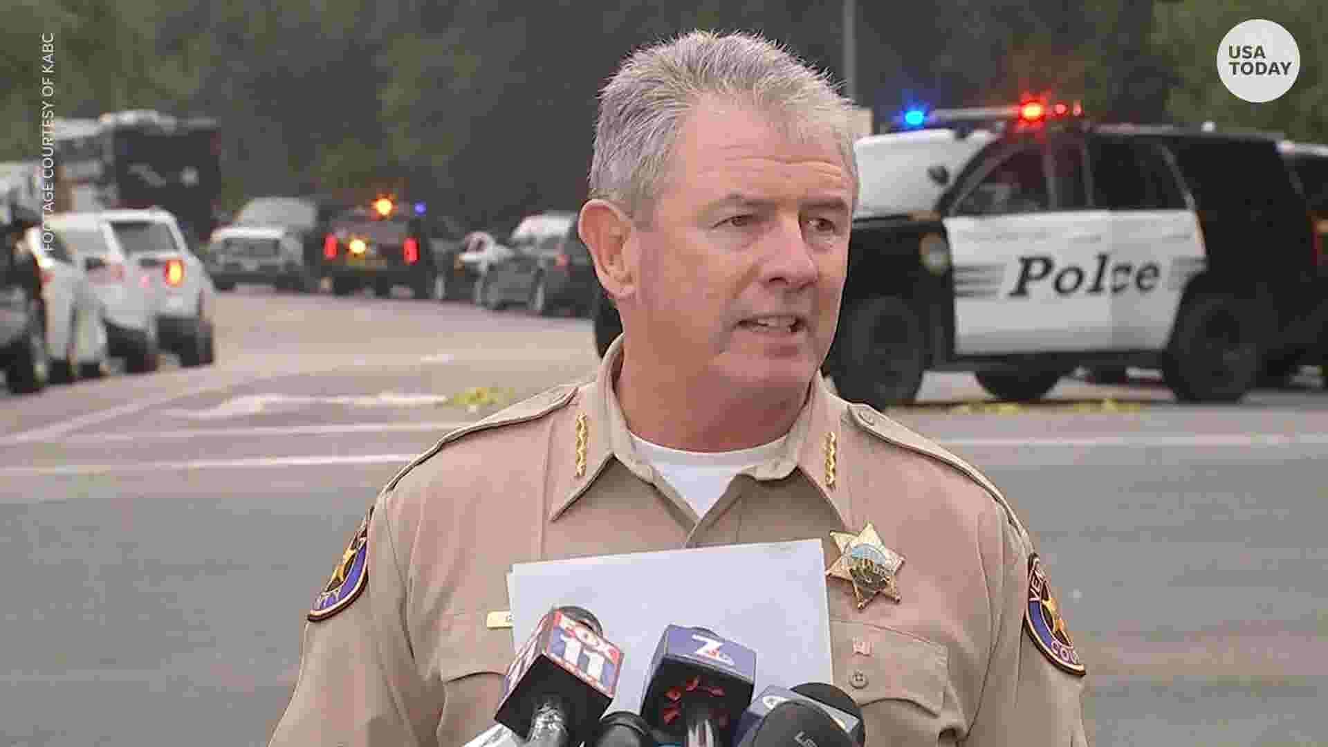 thousand oaks shooting gunman ian david long was troubled veteran