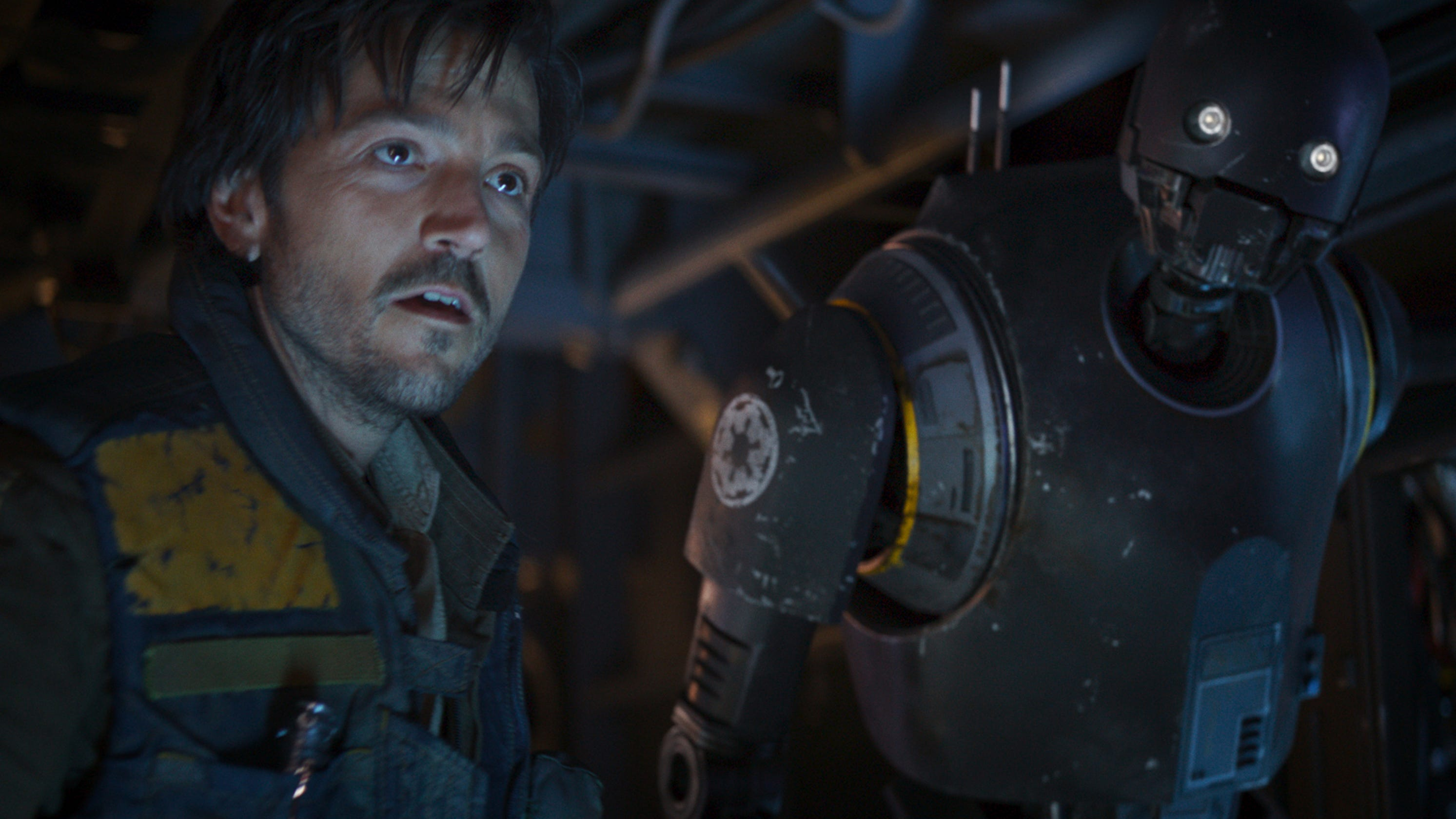 'Star Wars: Rogue One' spinoff series lands on Disney's new streaming service