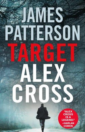 """Target Alex Cross"" by James Patterson"