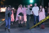 A gunman claimed the lives of 12 victims and a sheriff's sergeant late Wednesday in Thousand Oaks in a mass shooting that also left the gunman dead.