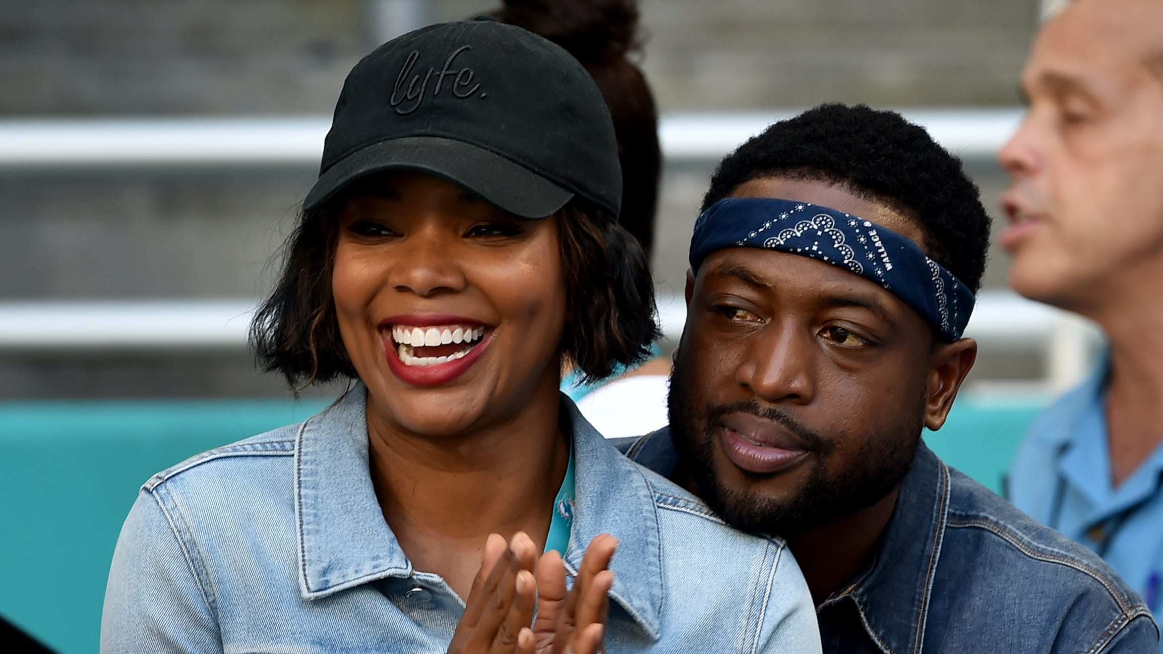 Image Result For Gabrielle Union Dwyane Wade Welcome Miracle Baby Via