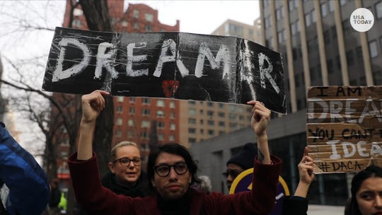 federal court rejects Trump's efforts to end DACA