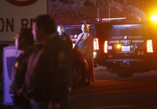 Epa Usa California Bar Shooting Clj Crime Usa Ca