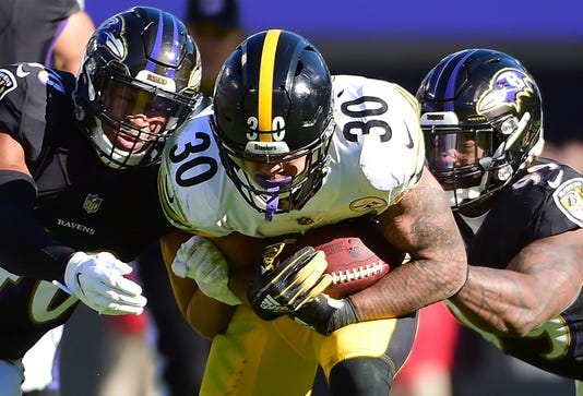 Usp Nfl Pittsburgh Steelers At Baltimore Ravens S Fbn Bal Pit Usa Md