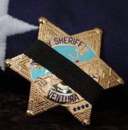 Multiple friends of Sheriff Sgt. Ron Helus posted this picture on their Facebook accounts to honor Helus, who died Thursday morning after being shot multiple times at a mass shooting at the Borderline Bar and Grill in Thousand Oaks, California.