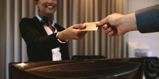 Using a credit card with travel perks can help you see more for less.