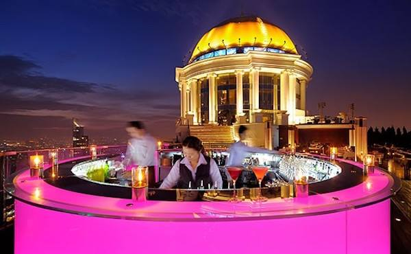 Drinks with a view: Bangkok's stunning rooftop bars | USA Today