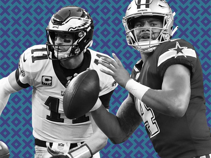 USA TODAY Sports' Week 10 NFL picks: Cowboys-Eagles rivalry highlights uninspiring group of matchups