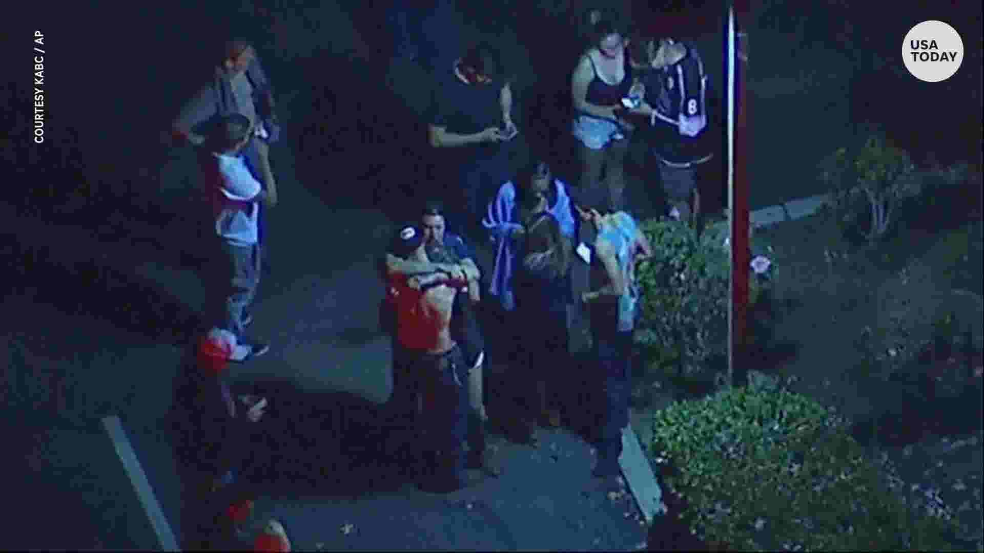 Thousand Oaks nightclub shooting: 12 dead, including a police sergeant