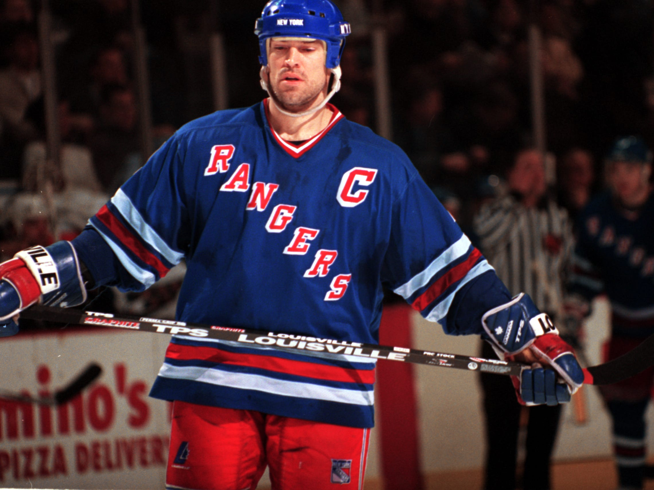 11. Mark Messier (1980-2004). Hall of Famer Gilbert Perreault also wore the number.