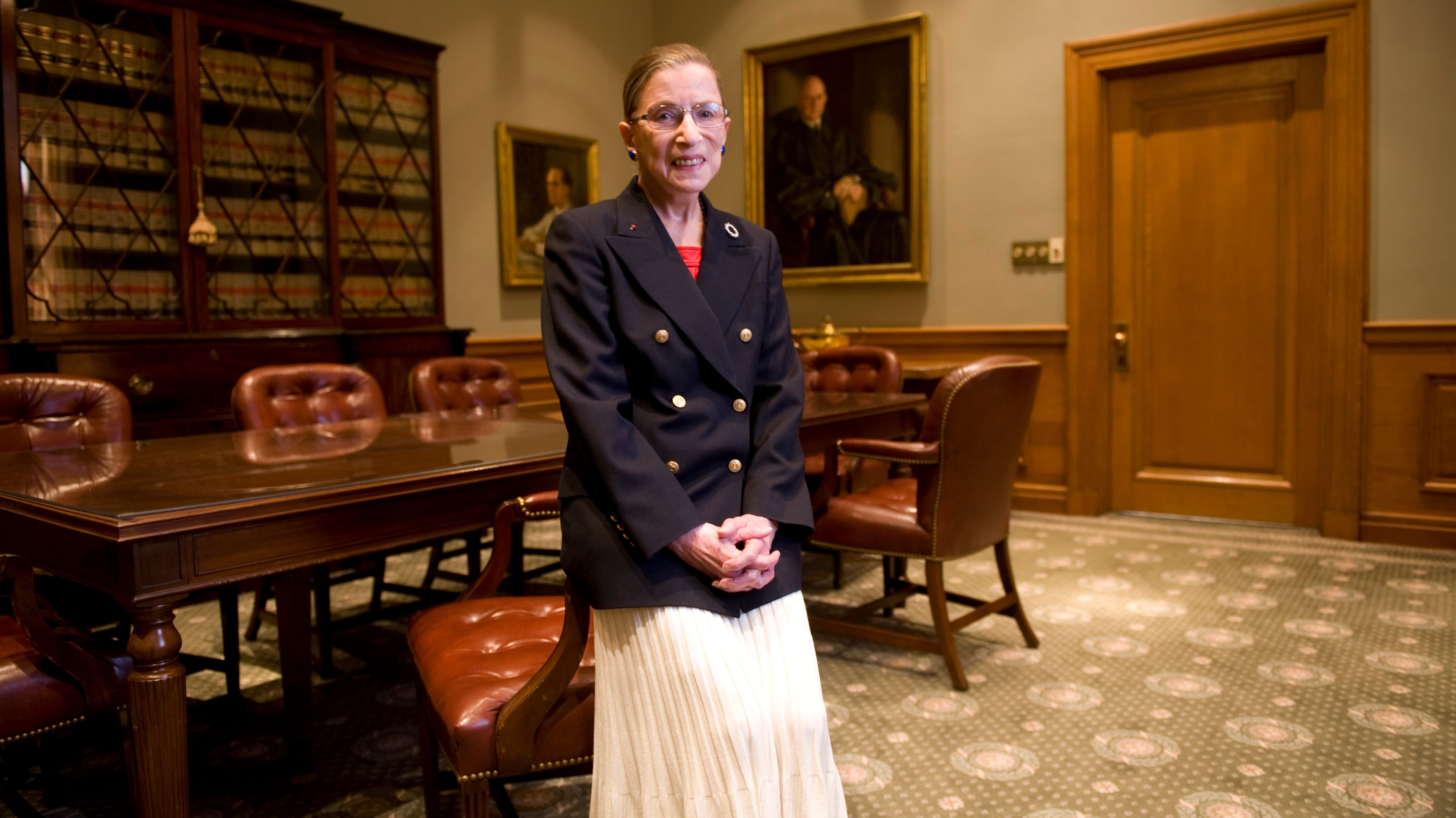 Ruth Bader Ginsburg: Key moments from her life and career