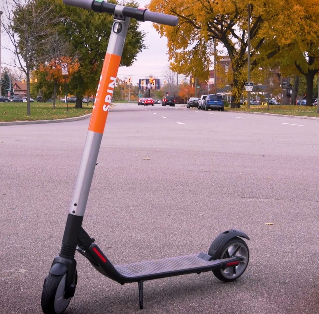 1,200 more scooters are coming to Indianapolis, thanks to a company owned by Ford