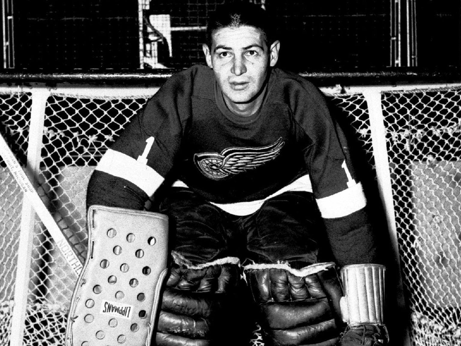 1. Terry Sawchuk (1951-64)