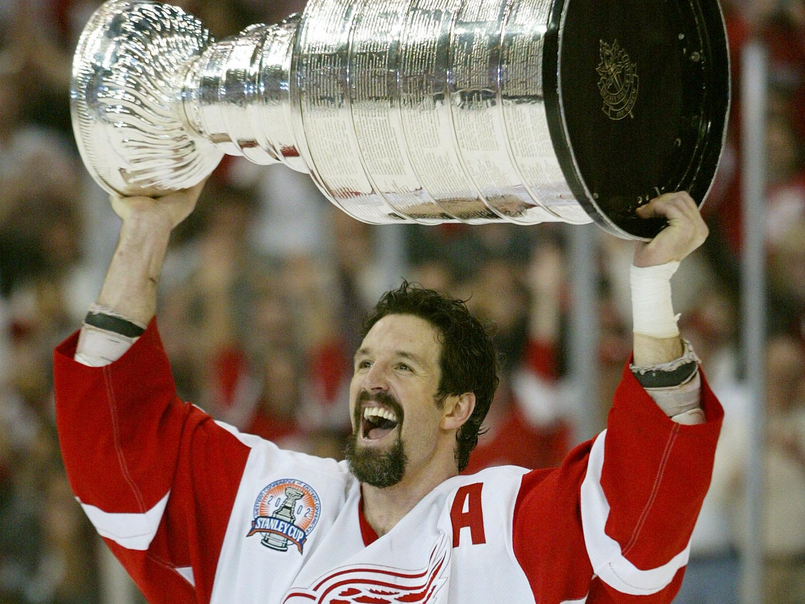 14. Brendan Shanahan (1997-2008). In the mix: Dave Keon, Theo Fleury