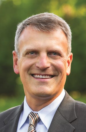 Curt Detjen, president and CEO of Community Foundation for the Fox Valley Region