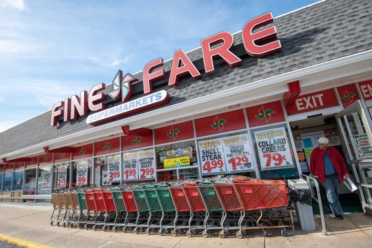 Fine Fare supermarket in Long Branch has been in business for 41 years.