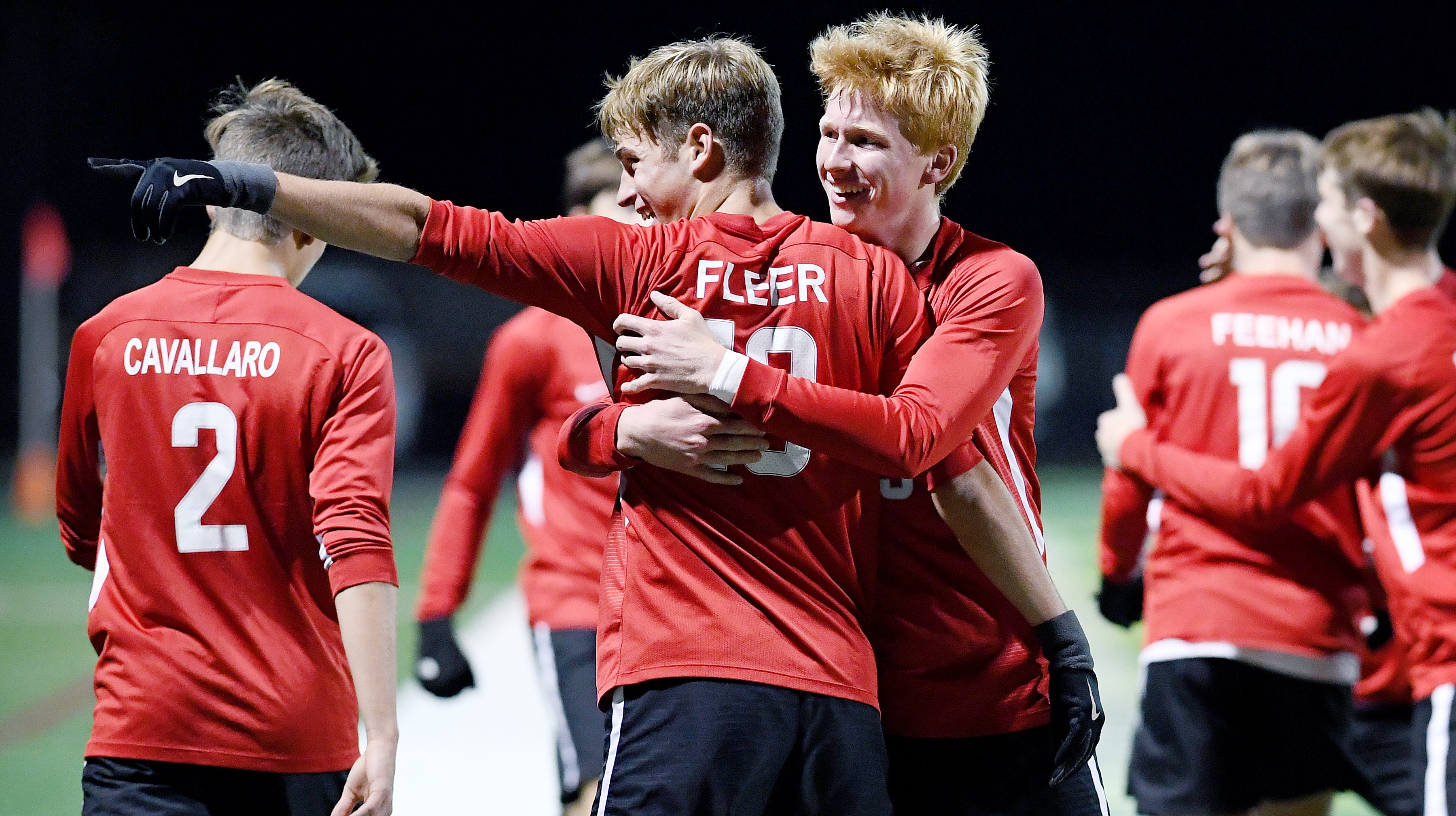 N.C Soccer Coaches Association release all-region teams