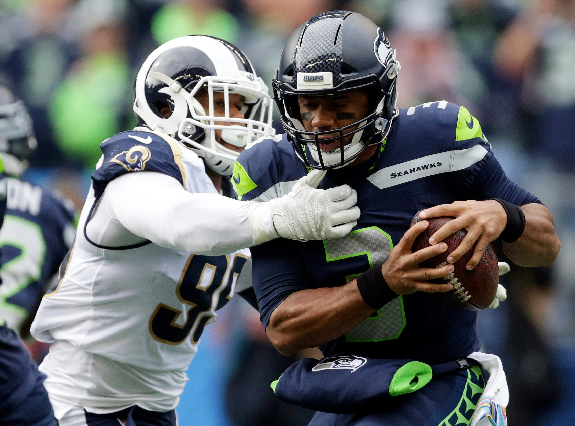 Rams have chance to lock up NFC West on Sunday