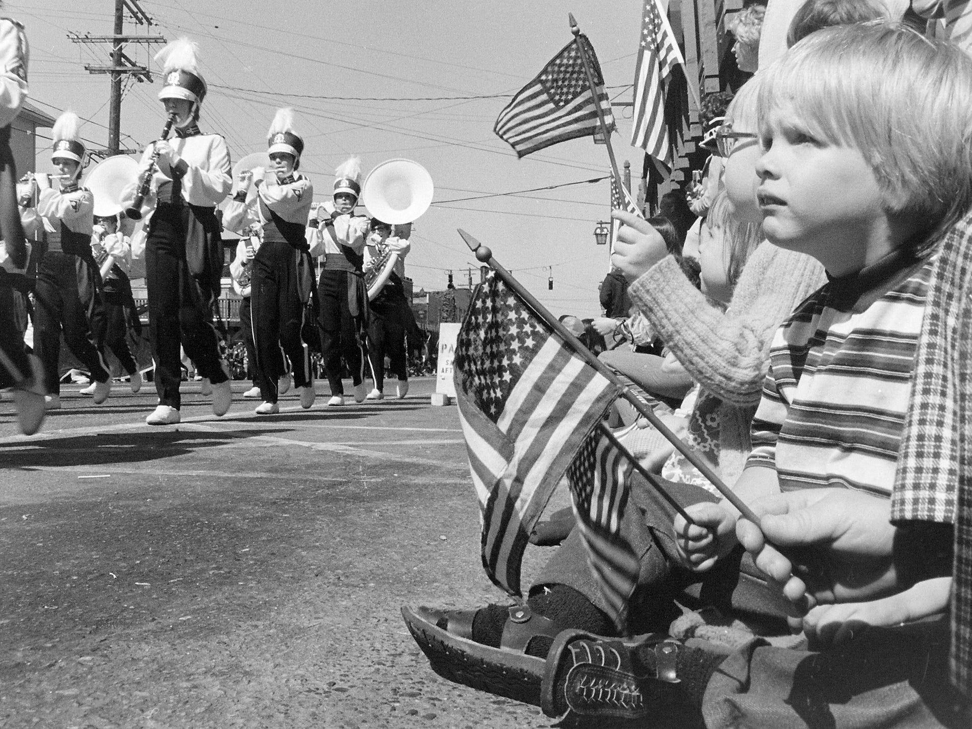 05/01/77Loyalty Parade