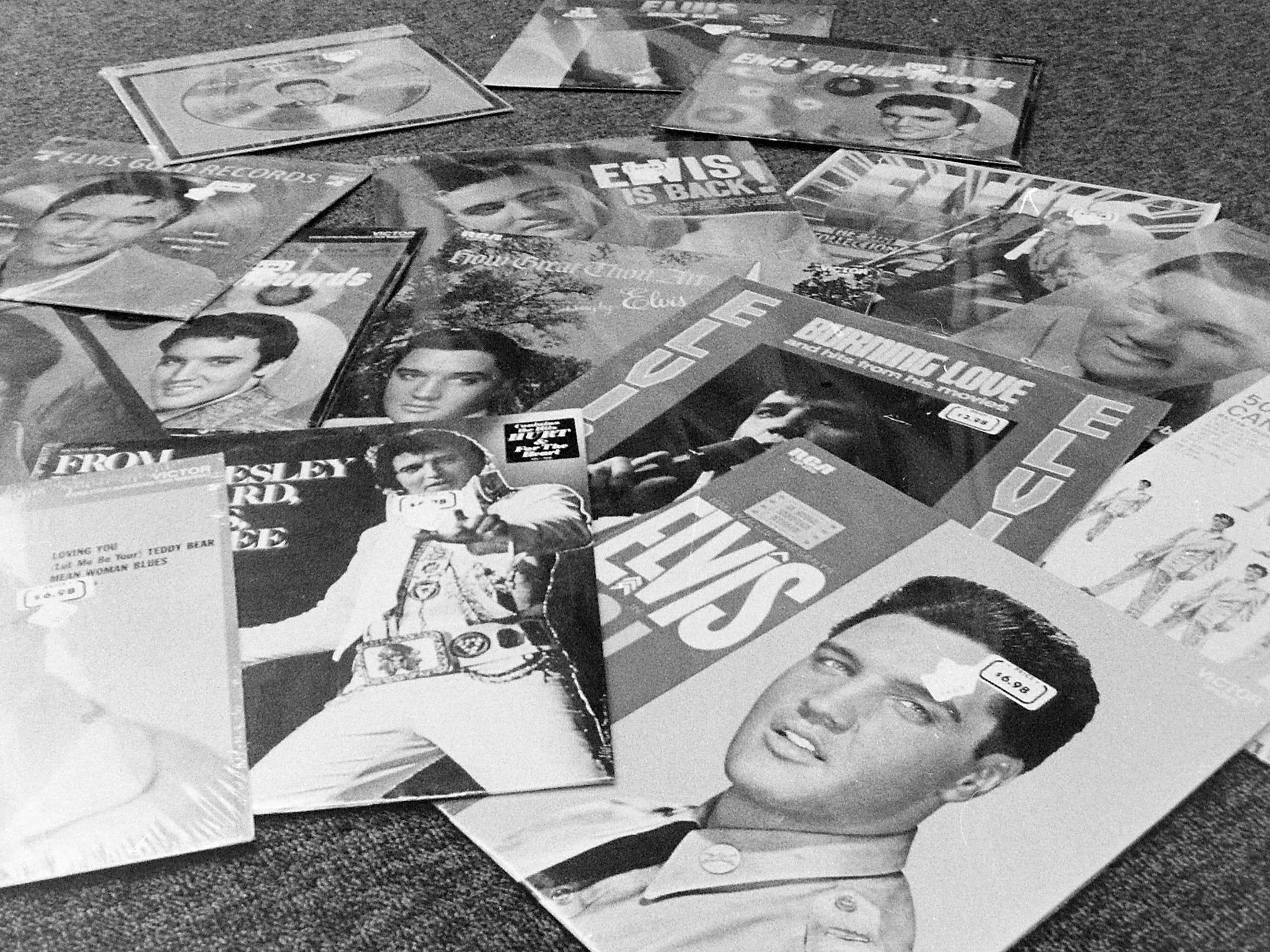 08/19/77Elvis Presley Tribute