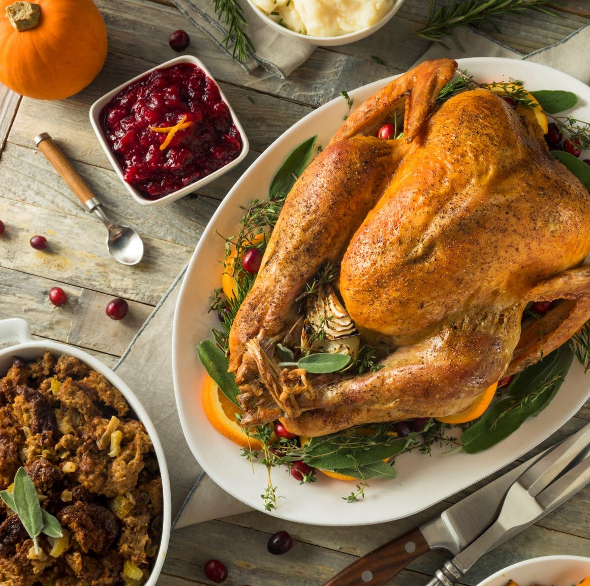 Here's a list of restaurants in Brevard that will be open on Thanksgiving