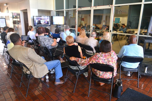 Brevard County Canvassing Board meets