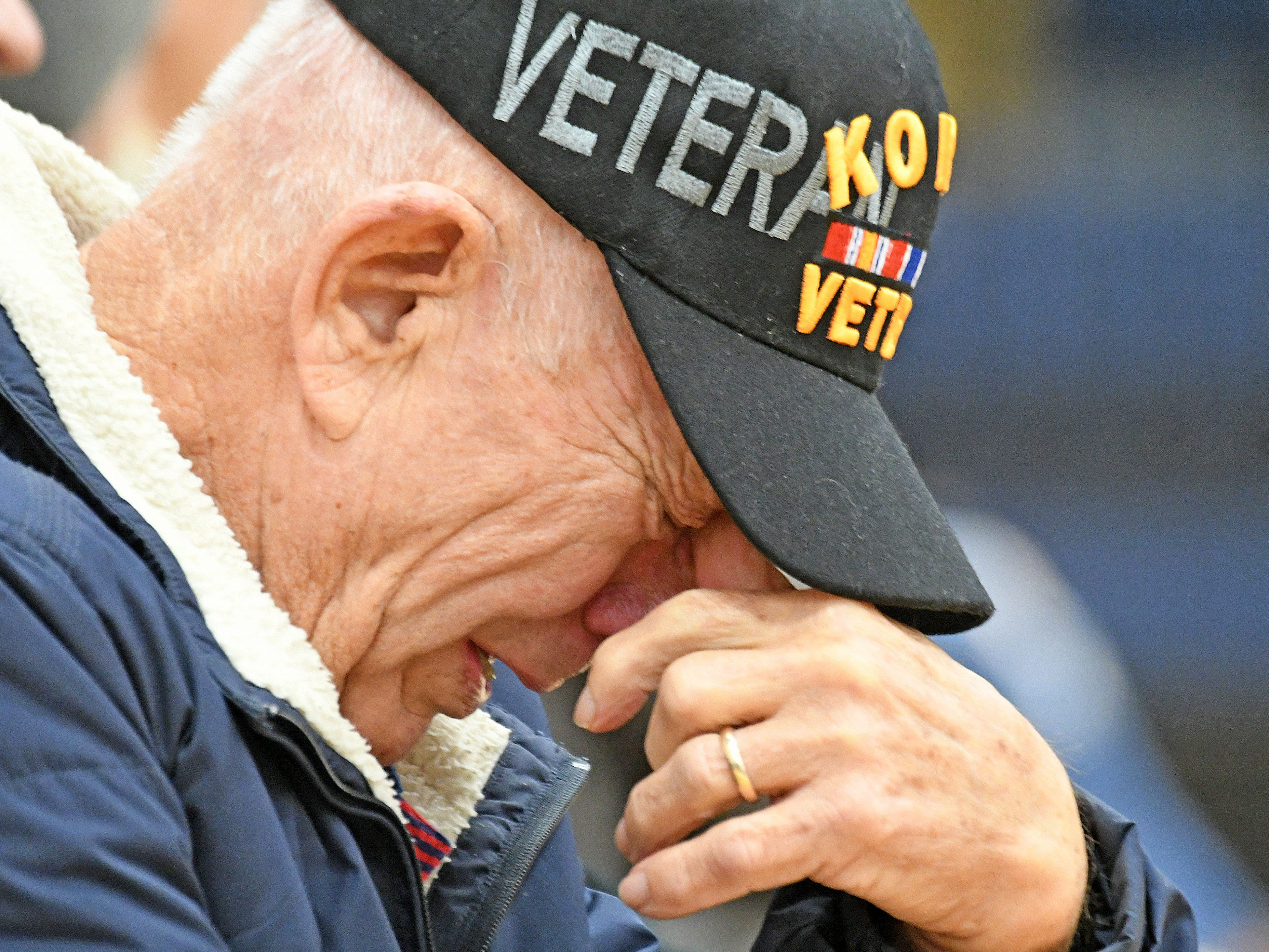 For Veterans Day, Galion students honor America's heroes