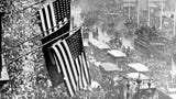 Courier-Post reporter Carol Comegno narrates an eyewitness Thomas S. Edwards' account of celebrations at the end of World War I in 1918.