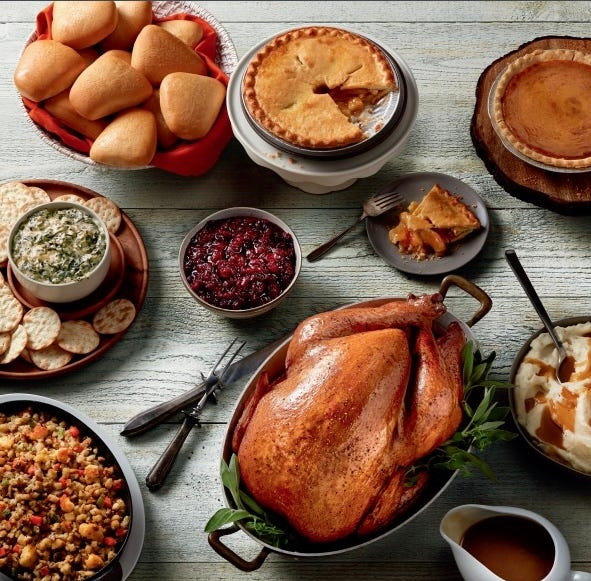 Boston Market offers a variety of delicious...