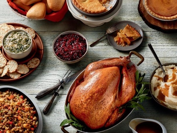 Takeout Thanksgiving: Leave the cooking to these 11 restaurants and stores