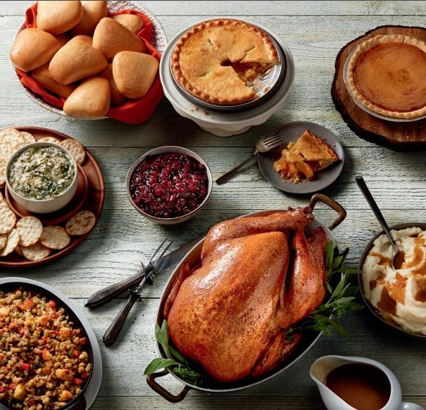Thanksgiving is right around the corner on Thursday, Nov. 22, and amidst our hearty feasts of turkey, mashed potatoes, stuffing and cranberry sauce, it's important to remember what— andwho— we're thankful for every single day.