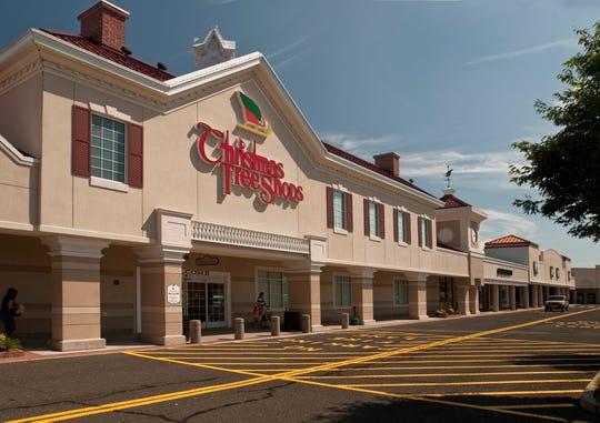 Somerset Shopping Center in Bridgewater.