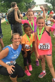 Girls on the Run of Central New Jersey (GOTRCNJ) will kick off its Fall 5K sy 11 a.m. Nov. 18 in downtown Somerville.