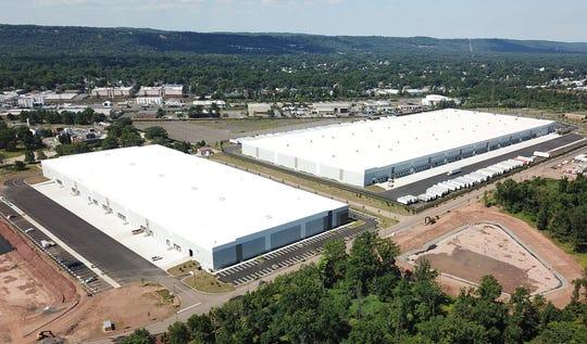 Rockefeller Group Logistics Center in Piscataway.