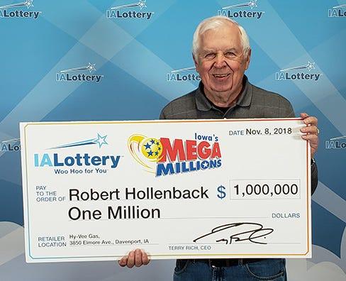 Iowa Lottery 1m Mega Millions Winner Was A Number Short Of 1 5b