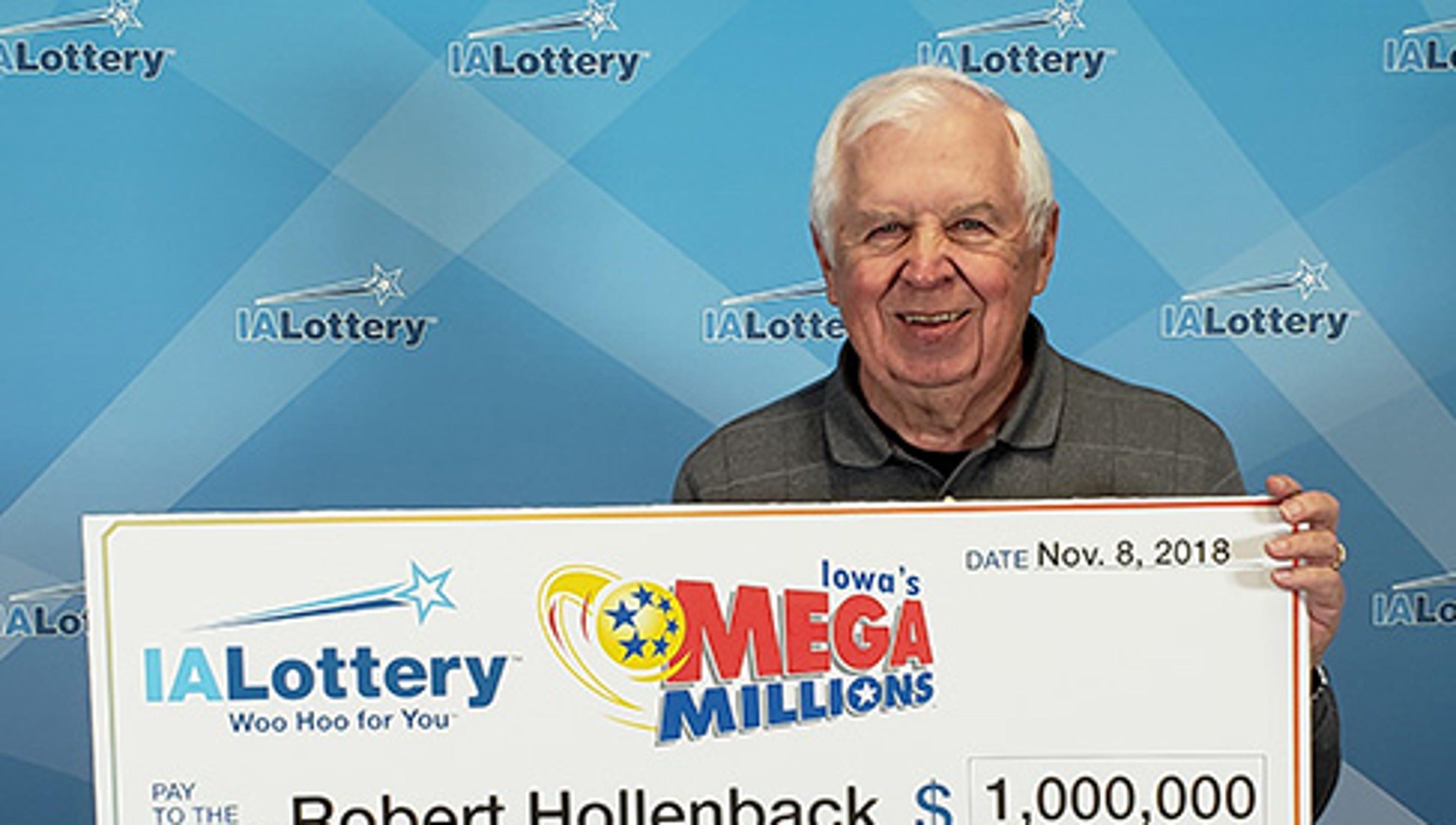 Iowa Lottery: $1M Mega Millions winner was a number short of