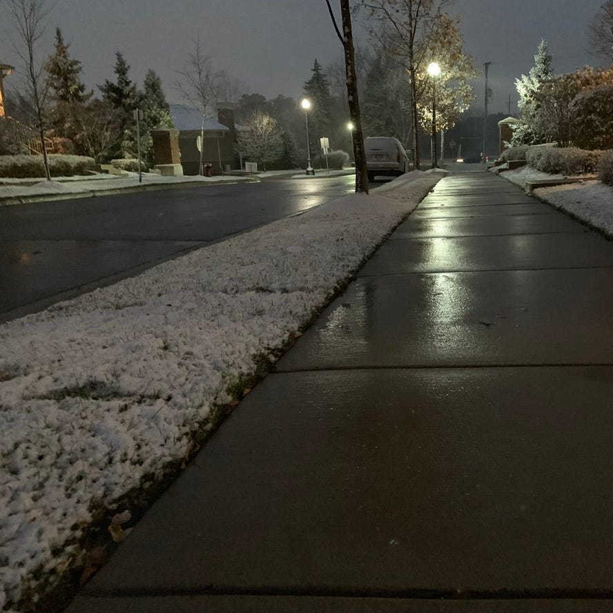 It's not over: Rain, snow mix expected in metro Detroit tonight, Sunday