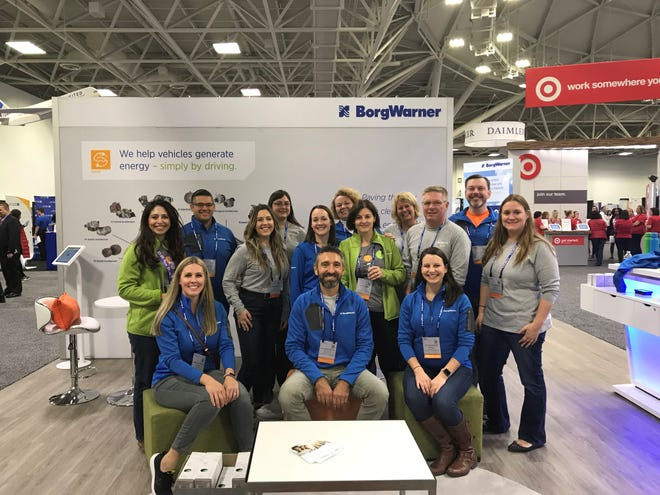The BorgWarner team is dedicated to community – both inside and outside the office