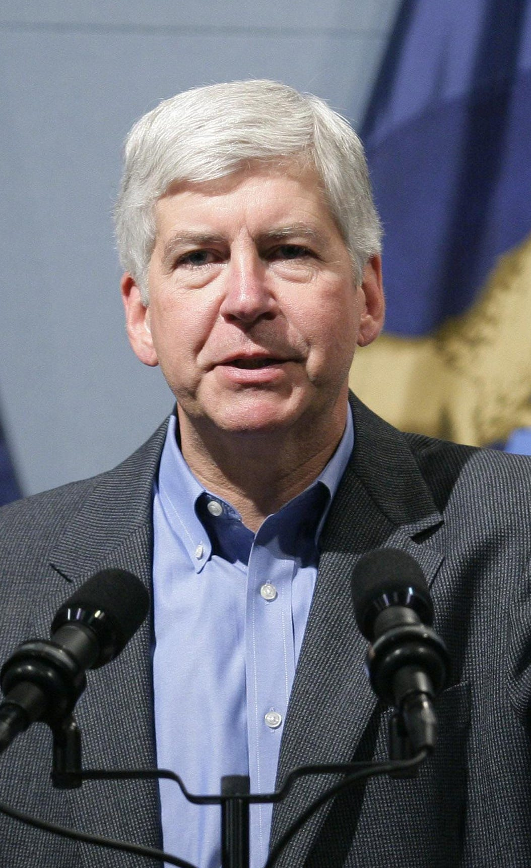 Gov. Rick Snyder expects a busy lame-duck legislative session. His priorities include pushing through trash and water fee increases to pay for environmental cleanup, infrastructure and recycling needs.