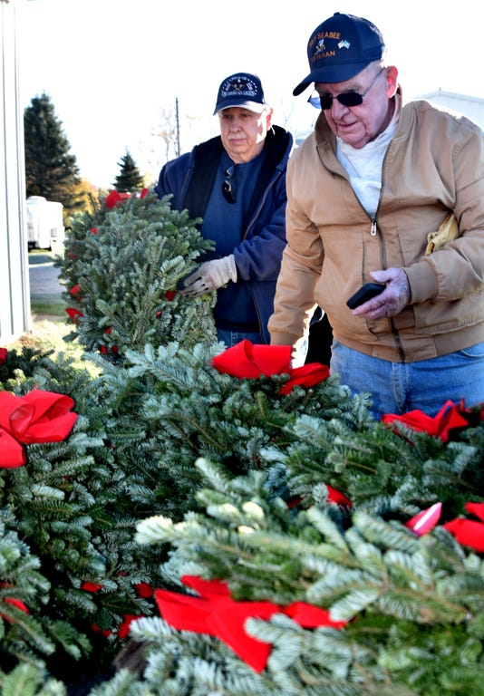 Wreaths For Veterans