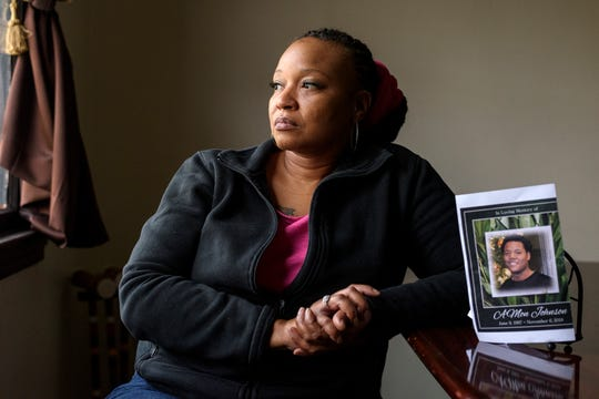 Mariama Wilson found out 21-year-old Amon Johnson was killed on Election Day, a time when she was supposed to be celebrating her Pigeon Township Trustee campaign win. Johnson was not Wilson's biological child, but she treated him like a son for almost a decade. The Evansville Police Department is investigating his death as a homicide. 