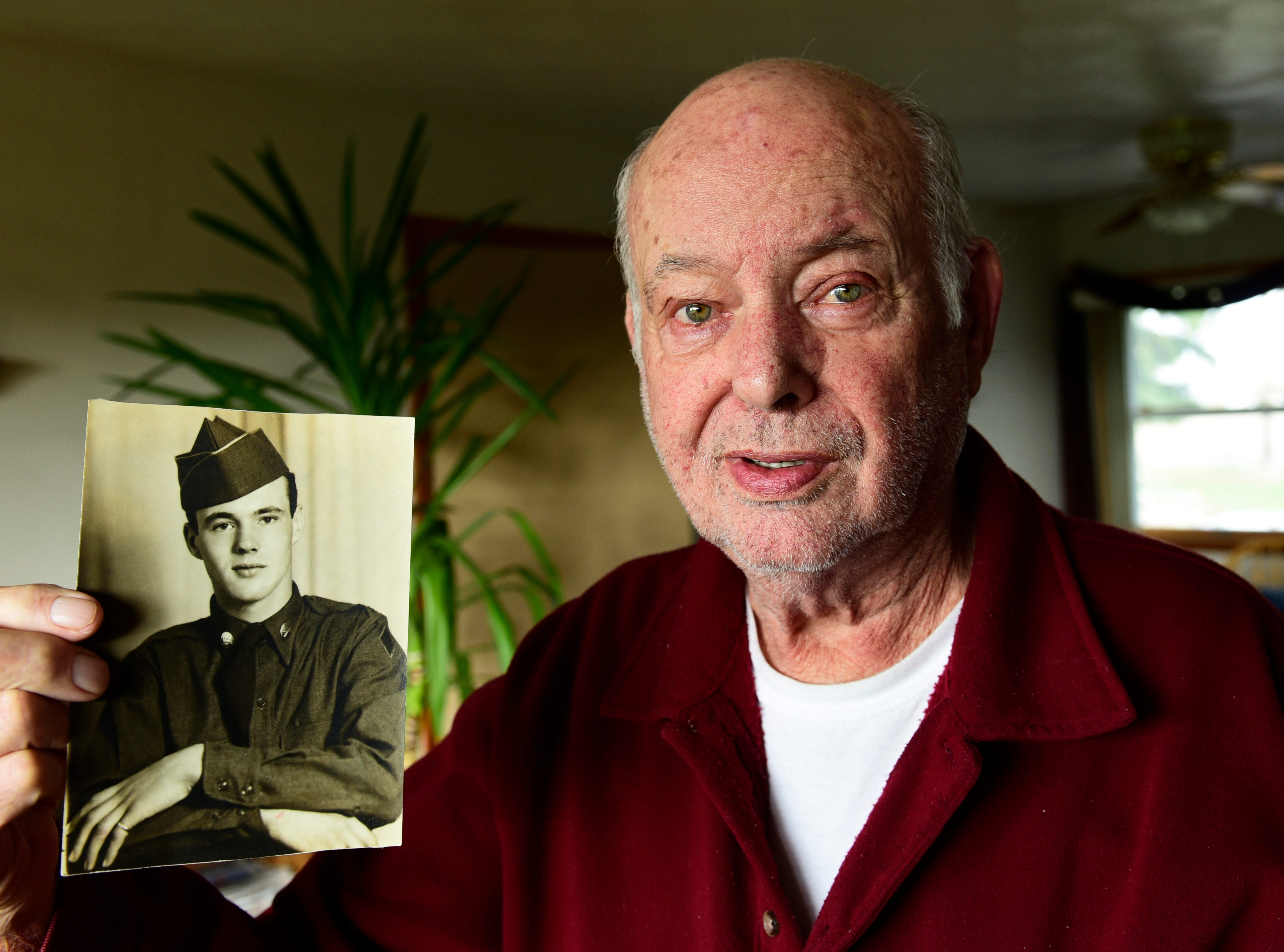 Edward Foose, 87, of Fremont was drafted into the Korean War in 1952 at age 21, a week after he was married. He served in the Army, 40th Signal Co. 40th Infantry Division APO 6 from 1952-1954.