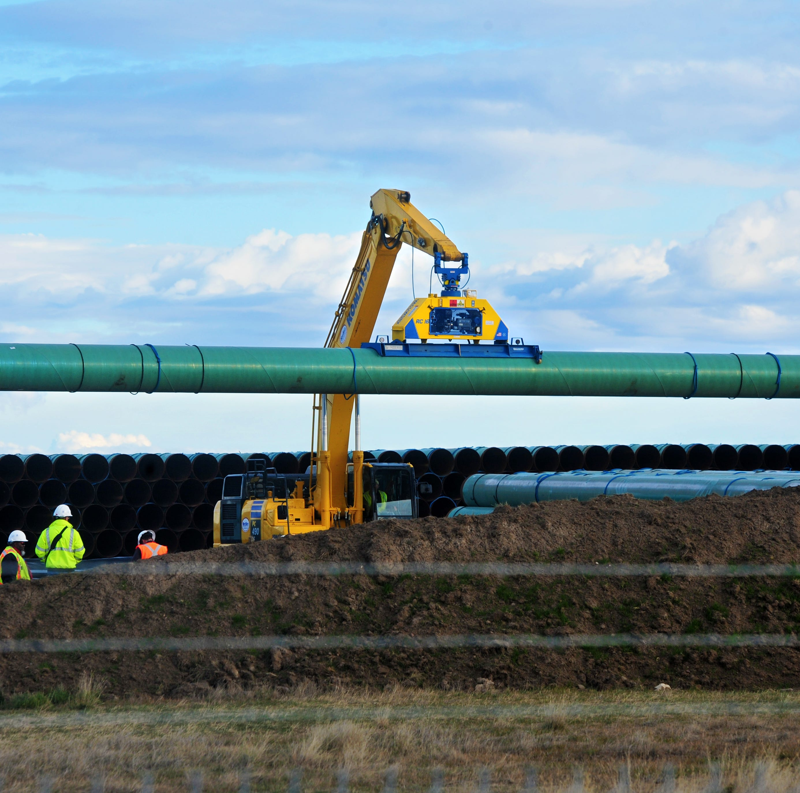 Judge blocks construction of Keystone XL pipeline