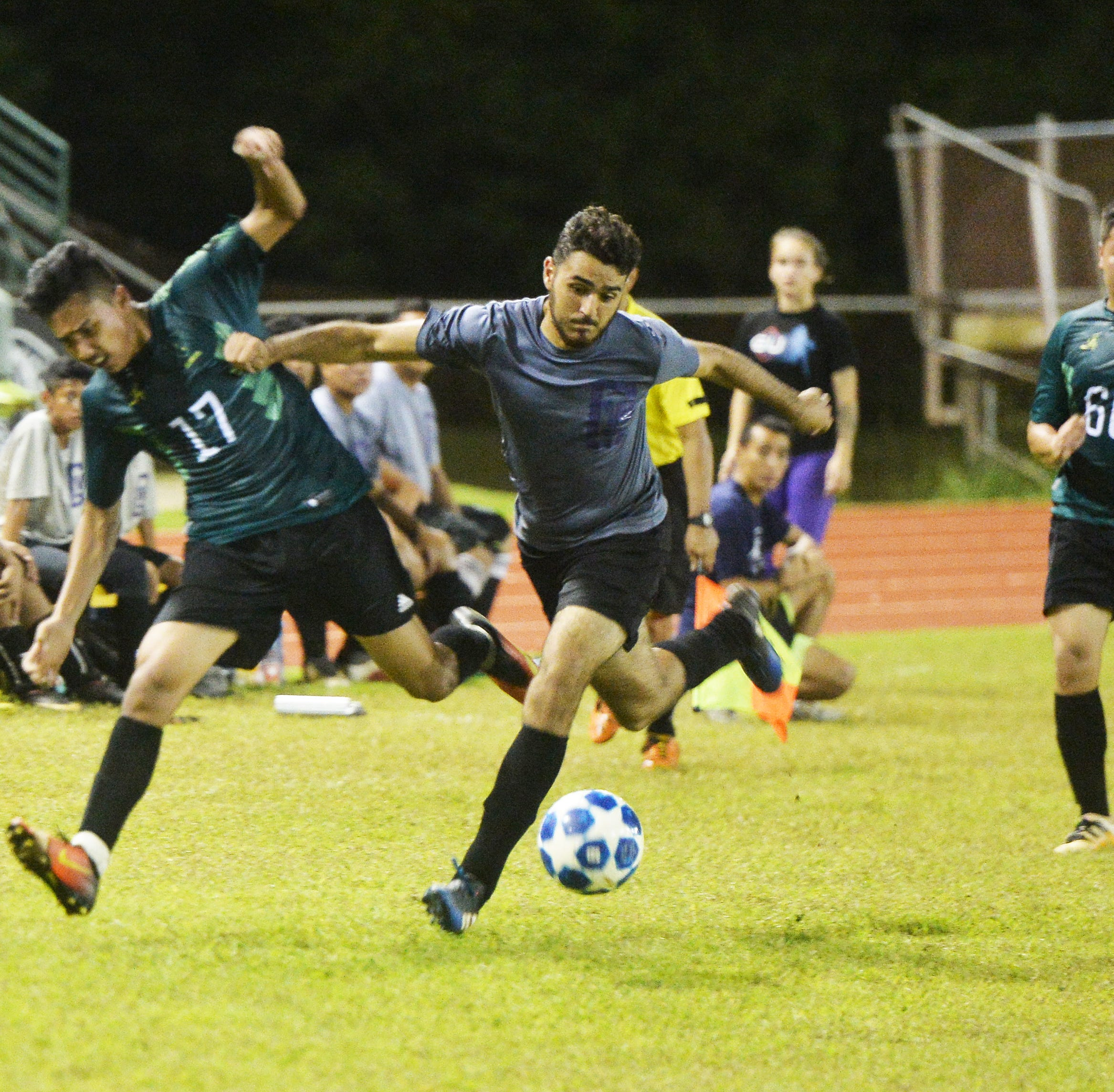 JFK remains atop soccer standings