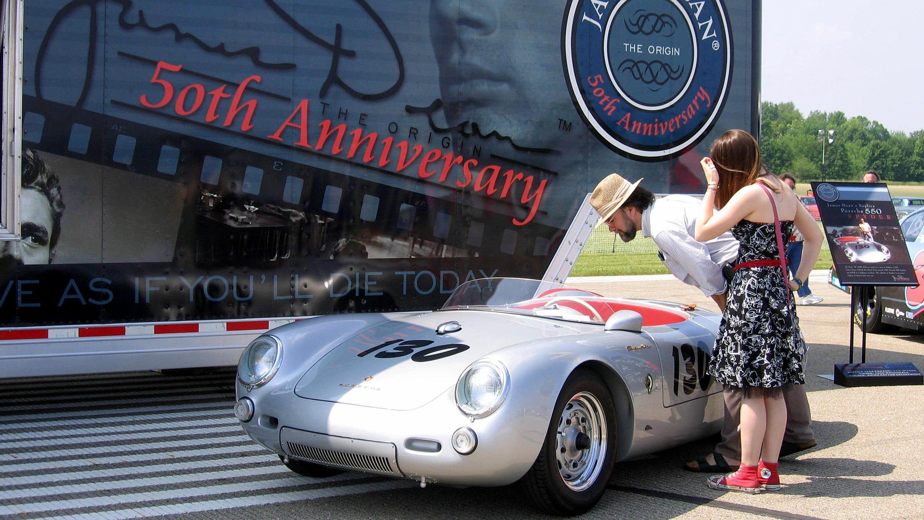 James Dean Porsche >> James Dean S Famous Porsche Missing Six Decades After His Death