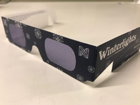 New this year are the 3-D holographic glasses that come with a free drink ticket and buy-one-get-one-free general admission ticket for a later date.