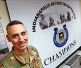 U.S. Army 3rd Recruiting Brigade Commander Col. Eric Lopez talks about recruiting challenges and strategies.