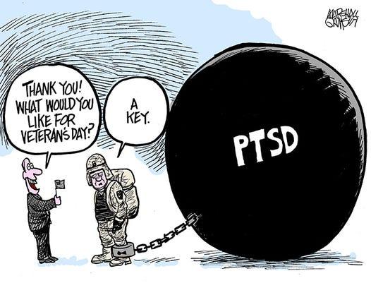111118 Sunday Veterans