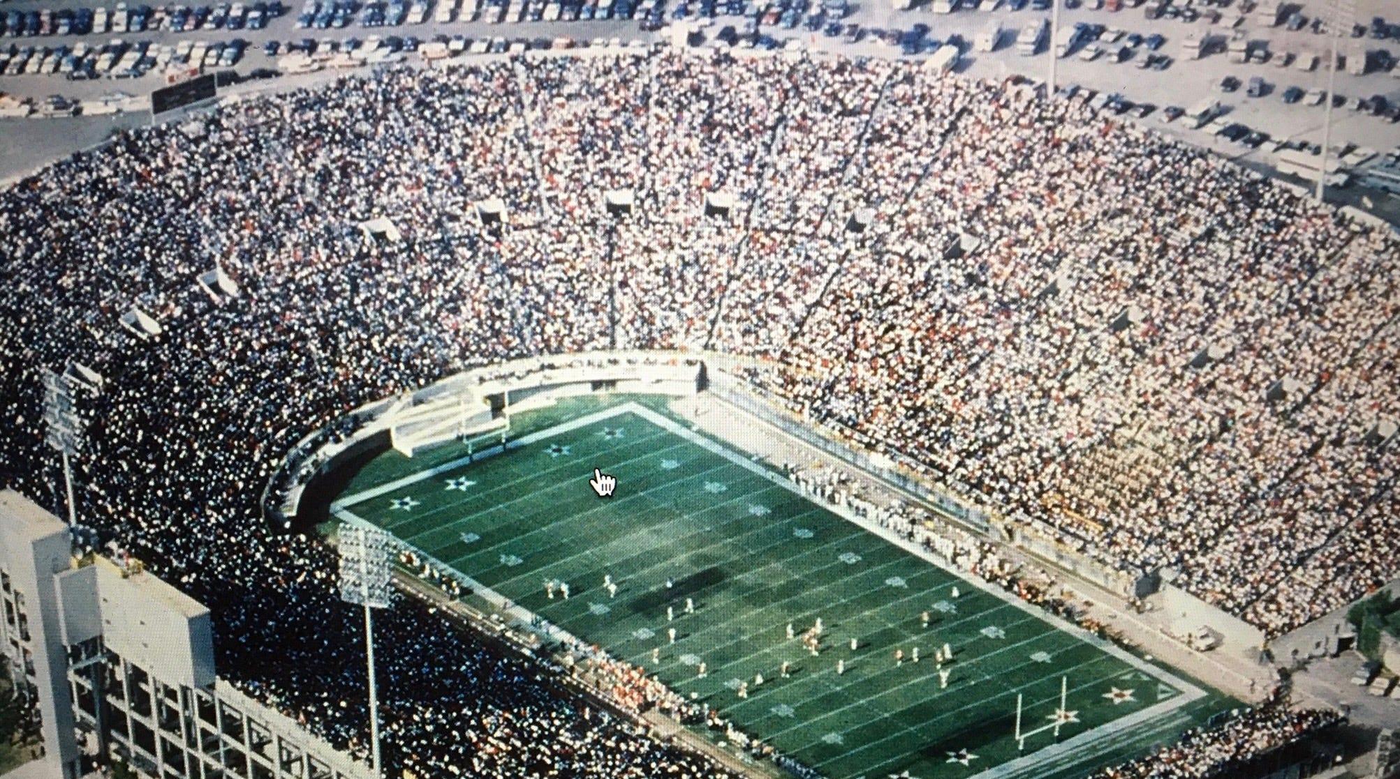 The Vet: New documentary looks at the stunning history of the Jackson stadium