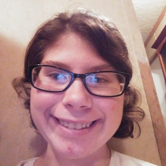 17-year-old Haley Nicole Brandenburg was last seen in Rockwood, Tennessee on Monday.